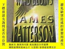 二手書博民逛書店when罕見the wind blows james patte