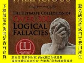 二手書博民逛書店Logically罕見Fallacious-邏輯謬誤Y436638 Bo Bennett Ebookit.co