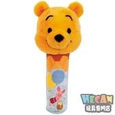 DISNEY迪士尼幼兒玩具 搖搖棒 維尼 手搖鈴 (TAKARA TOMY) 81787