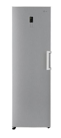 含運+安裝 LG 直驅變頻單門冷凍冰箱 精緻銀 / 313公升 GN-FL40SV