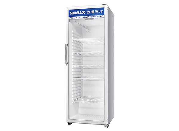 【SANYO三洋】400公升直立式冷藏展示櫃 SRM-400