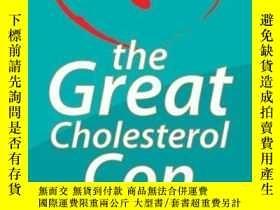 二手書博民逛書店The罕見Great Cholesterol ConY256260 Dr. Malcolm Kendrick