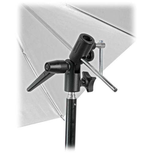 黑熊館 Manfrotto 曼富圖 M026 傘架雲台 傘燈關節 傘燈 腳架 關節 連結器 傘架雲台 可搭5001B