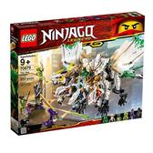 70679【LEGO 樂高積木】旋風忍者系列 Ninjago -超級巨龍 The Ultra Dragon (951pcs)