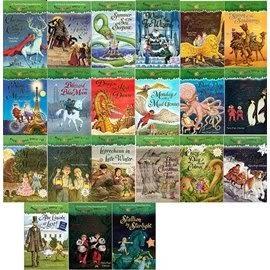 Magic Tree House神奇樹屋英文版第29-49集套書平裝本不含CD