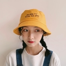 帽子女夏天韓版潮百搭漁夫帽日系夏季薄款網...