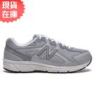 【現貨】New Balance 480 4E 女鞋 慢跑 休閒 超寬楦 輕量 緩震 網布 灰【運動世界】W480KR5