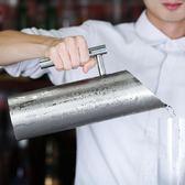 冷水壺加厚不銹鋼直身冷水壺 酒吧調酒扎壺果汁壺涼水壺咖啡壺KTV飲料壺igo瑪麗蘇