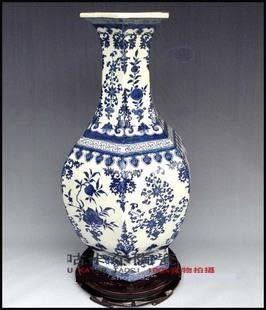 景德鎮陶瓷器家居裝飾青花瓷