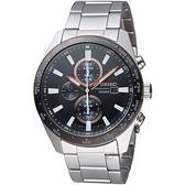 SEIKO Criteria勁速交鋒計時腕錶 V176-0AV0D SSC649P1