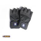 ALEX 選手級重量訓練手套A-36/城市綠洲 (保護手套.多功能運動手套.健身手套.丹力.止滑手套)