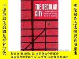 二手書博民逛書店The罕見Secular CityY255562 Harvey Gallagher Cox Collier B