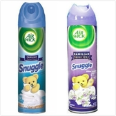 Snuggle美國熊寶貝空氣芳香劑(8oz)-2款*6
