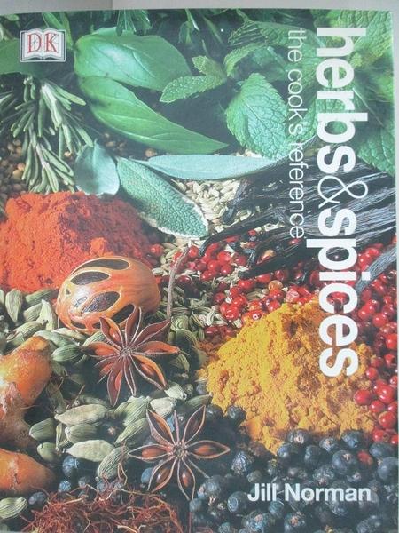 【書寶二手書T6/餐飲_D6N】Herbs & Spices_Norman, Jill