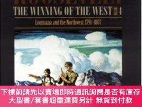 二手書博民逛書店The罕見Winning Of The West, Volume 4Y255174 Theodore Roos