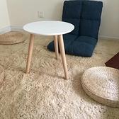 北歐地毯家用毛毯地墊臥室床邊毯墊子【聚寶屋】
