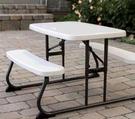 [COSCO代購] W1902313 Lifetime 兒童野餐桌