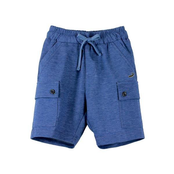 『小鱷魚童裝』貼口袋休閒短褲(02號~08號)533632