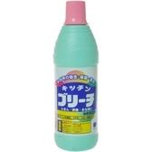 日本【第一石鹼】廚房用品清潔漂白水 600ml