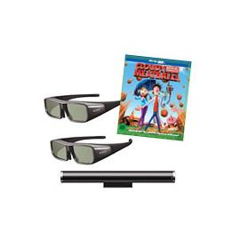 ★12期0利率↘★ SONY BRAVIA 3D 配件包 3D-PACK 搭配 BRAVIA 3D 液晶電視超值首選!
