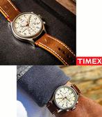 TIMEX/天美時 (TXT4B04300) 三眼 計時 手錶/42mm
