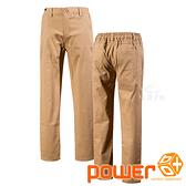 Power Box 女 休閒長褲『卡其』P20348 戶外 休閒 釣魚褲 登山 露營 運動褲