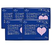 COMPACT GUARD GO可愛夜用超薄33cm(14片/包)x5入組_日本大王elis愛麗思