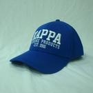 KAPPA義大利休閒慢跑運動帽1個 限量款 藍