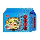 美味小舖海鮮湯麵袋68g x5包【愛買】