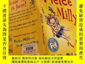 二手書博民逛書店fierce罕見milly 兇猛的米莉Y200392 不祥