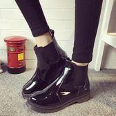馬丁靴 秋冬平底靴子厚底女靴機車馬丁靴女英倫風短靴女鞋潮【韓國時尚週】