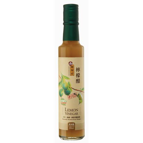 【陳稼莊】天然禮讚★檸檬醋無加糖250ml