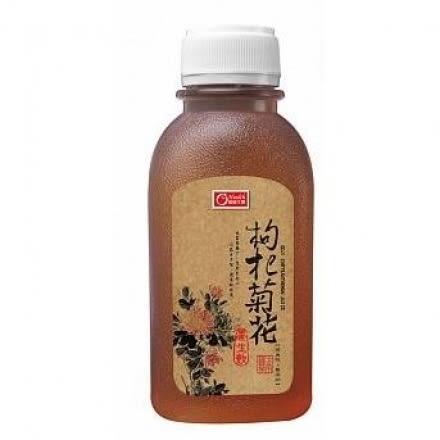 台灣極品枸杞菊花養生飲350ml/瓶【美十樂藥妝保健】