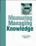 二手書博民逛書店 《Measuring and Managing Knowledge》 R2Y ISBN:0071181199