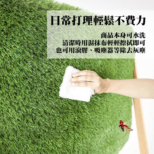 【coni shop】耐美多功能草坪地毯 [ 230x150 cm ] 免運 抗菌耐熱 仿真草皮 逼真草絲 可水洗 人工草皮
