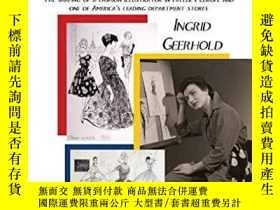 二手書博民逛書店Fashioned罕見Under Four Flags: The Shaping of a Fashion Ill