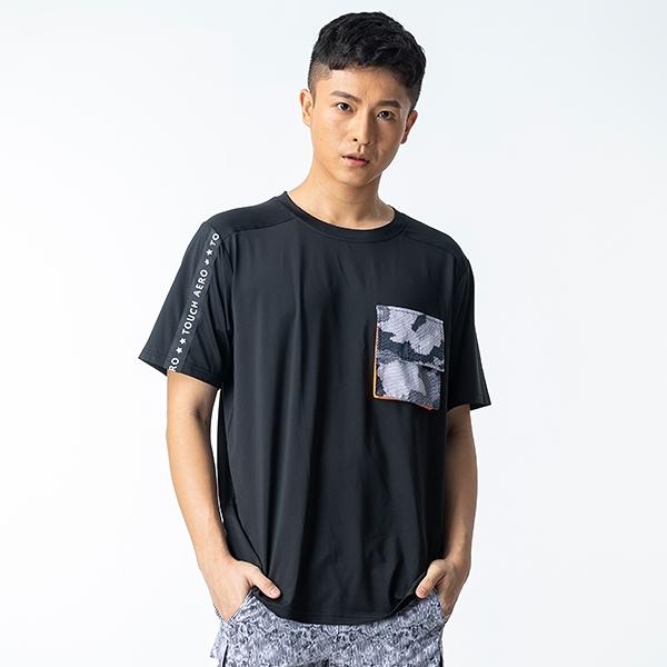 涼感T恤TA201255(商品不含內搭與配件)-百貨專櫃品牌 TOUCH AERO 瑜珈服有氧服韻律服