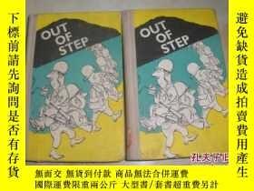 二手書博民逛書店out罕見of step(英語讀物第19冊)Y8890 .A.S