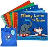 【套書禮品】MAISY HOLIDAY BOOK BAG 六本繪本《小鼠波波繪本組|英文童書|親子共讀》