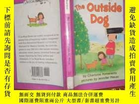 二手書博民逛書店An罕見I Can Read Book The Outside