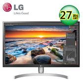 【LG 樂金】27型 4K UHD IPS 液晶顯示器螢幕(27UL850-W)