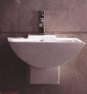 【麗室衛浴】洗臉盆 英國 LIVING 2350 方形懸掛面盆