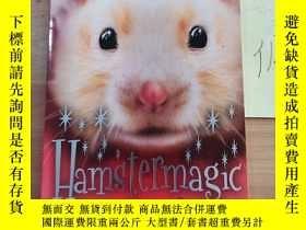 二手書博民逛書店Hamstermagic罕見An Animal Magic StoryY246207