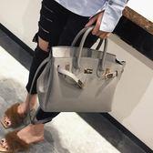 拉鏈鉑金包歐美時尚結婚包單肩女包手提包斜挎時尚大包包