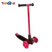 玩具反斗城 YVOLUTION 發光平衡滑板車-入門款 紅