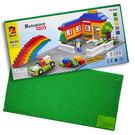 樂博士48 x 24 積木底板 8803 (綠色)