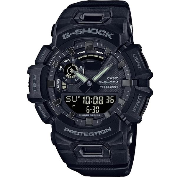 G-SHOCK 卡西歐 GBA-900-1A 藍牙 跑步 計步運動錶