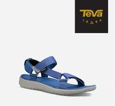 丹大戶外【TEVA】美國 男 Sanborn Universal 經典緹花織帶涼鞋 1015156GYB 藍