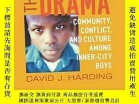 二手書博民逛書店Living罕見The Drama-生活在戲劇中Y443421 David J. Harding Univer