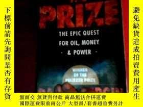 二手書博民逛書店THE罕見PRIZE --the epic quest for